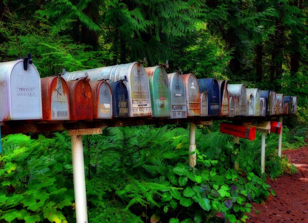 Mailbox delivery